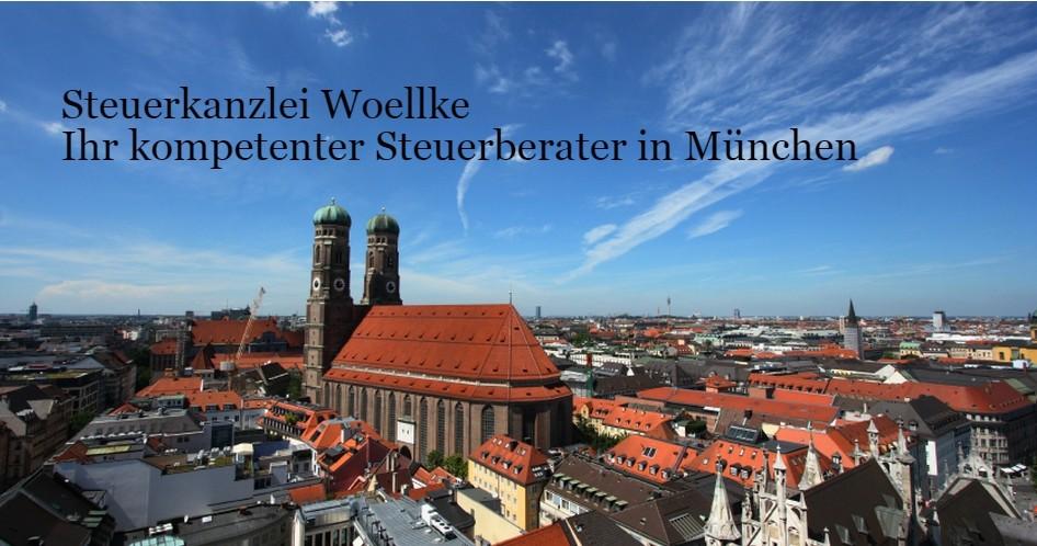Налоговый консультант в Мюнхене и Баварии